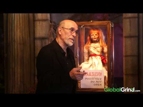 Is The EvilEye In Annabelle Real?
