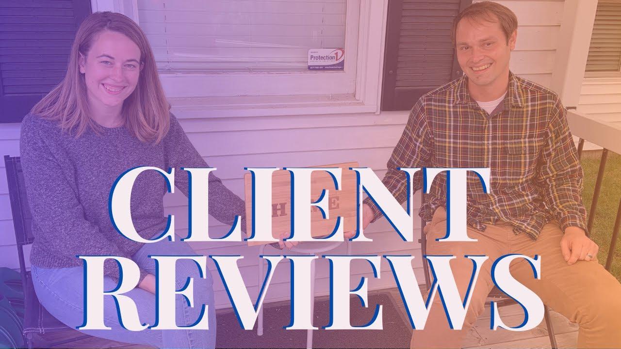 Testimonial Alyssa & Patrick