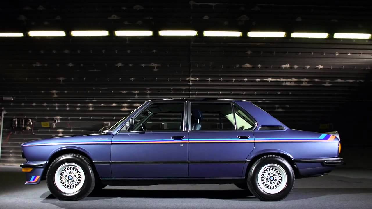 BMW 5 Series M535i E12 History - YouTube