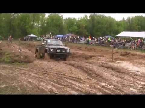 May mud bog 2013 at The Bloomsburg Fairgrounds !
