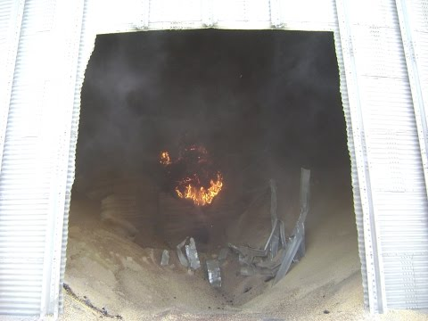 GREGERSON SALVAGE    BIN FIRE AND LOSS MITIGATION