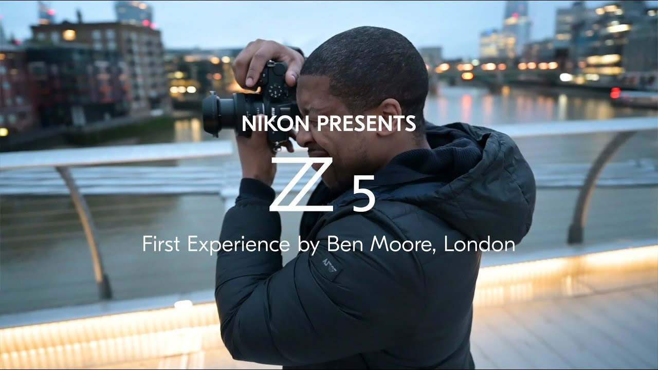 Nikon Z 5 First Impressions: Architecture, Urban & Landscape Photographer Ben Moore