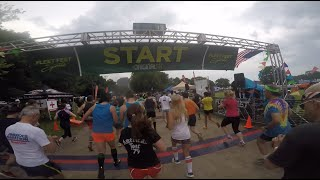 2015 The Original 5k, Chicago IL, full course in HD1080 with GoPro Mp3