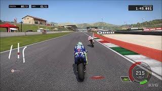 MotoGP 17 - Autodromo del Mugello   Italy GP Gameplay (PC HD) [1080p60FPS]
