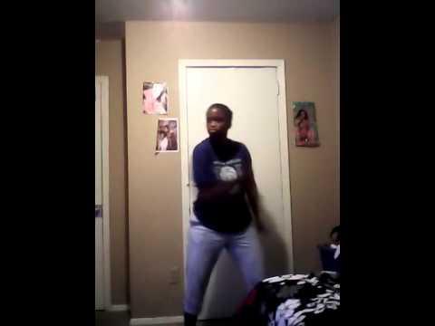 Aleisha Pendleton dancing to Mindless Behavior