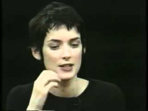 Charlie Rose Interviews Winona Ryder, February 1997 - YouTube