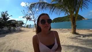 ПЛЯЖ для ВЗРОСЛЫХ на Пангане! Нудистский пляж - СЛУЧАЙНО залетели на Квадрокоптере