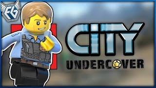 Český GamePlay | Lego City Undercover - GTA v Lego Světě