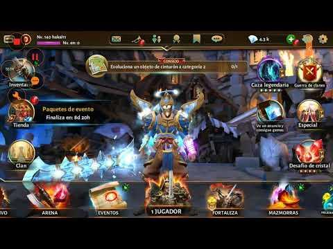Dungeon Hunter 5 Información De La Nueva Actualización