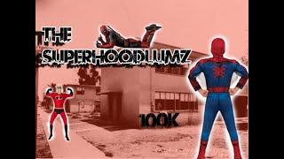 SUPERHOODLUMZ  // LIL TIJERAS // DINERO100K
