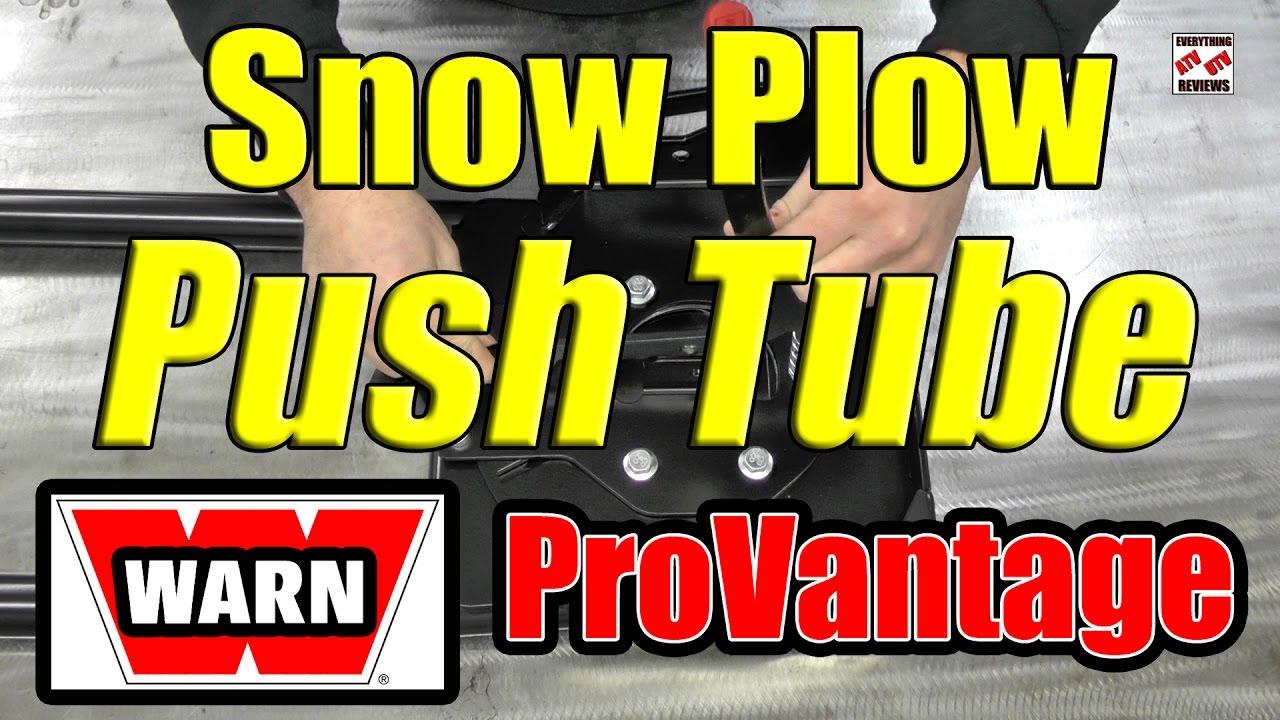 Warn Provantage Mid Mount Atv Snow Plow Base Push Tube Overview Diagram Parts Winch Http Www Partzilla Com Search Polaris 78100