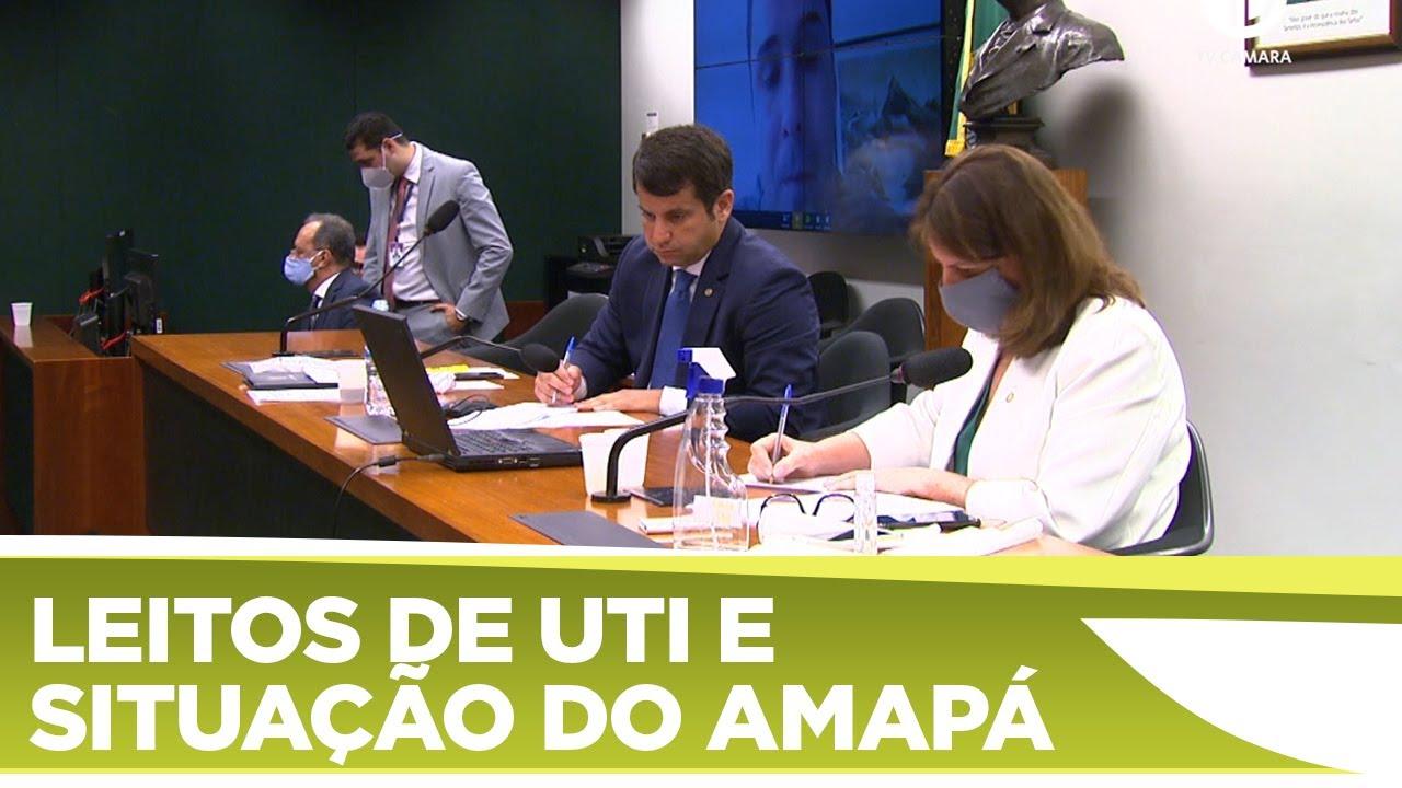 Comissão externa promove duas reuniões para discutir a pandemia no Brasil - 30/04/20