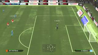PES 2015 PC Gameplay 720p (1600x900) PC High Settings