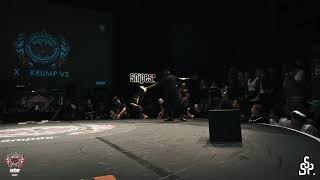 EBS - KRUMP VS X 2019 JENNY THIELE & MAIN EVENT
