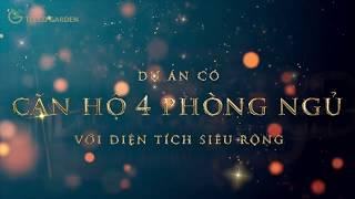 Căn hộ 4 phòng ngủ độc đáo tại Tecco Garden Thanh Trì. Tư vấn 24/7 hotline : 0869 866 456 Em Hoàng