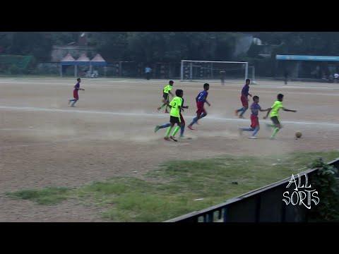 St Mary ICSE vs Don Bosco - MSSA School Tournament 2015 #003