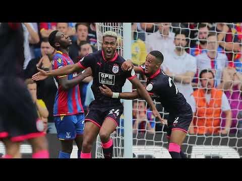 Crystal Palace 0-3 Huddersfield  |  (Premier League) 12/08/2017
