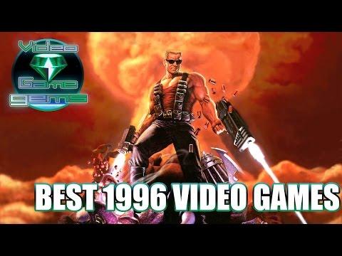 Best 1996 Video Games