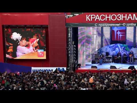 День города Краснознаменск 2011г 30ти летие