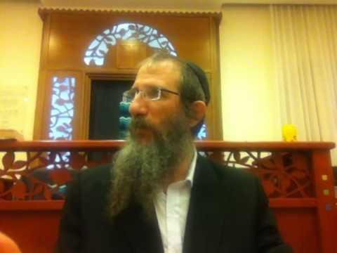 הרב ברוך וילהלם - תניא - ליקוטי אמרים - סיום פרק טז