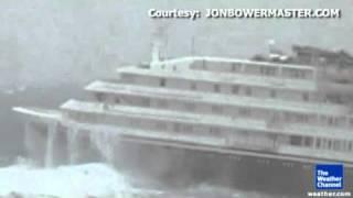 Cripple Cruise in wave.flv
