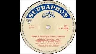 Jiří Štědroň - Déšť [1969 Vinyl Records 33 1/3rpm]