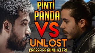 PintiPanda vs UNLOST / Half Life Crossfire Günlükleri #6 [YAKIN SALDIRI]