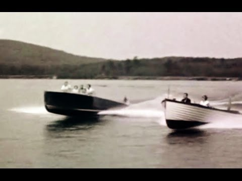 1929 Lake Winnipesaukee New Hampshire