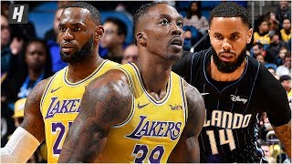 Los Angeles Lakers vs Orlando Magic - Full Game Highlights | December 11, 2019 | 2019-20 NBA Season
