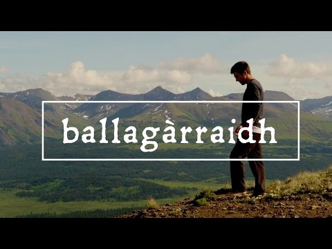 ballagàrraidh:-the-awareness-that-you-are-not-at-home-in-the-wilderness
