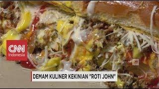 Bikin Ngiler! Roti John Kuliner Kekinian dari Surabaya