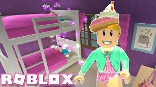 A Day In The Life In Bloxburg With Twins! Roblox: Welcome to Bloxburg [BETA] Bunk Beds!