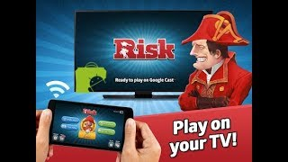 RISK: Global Domination - Multiplayer Gameplay Android