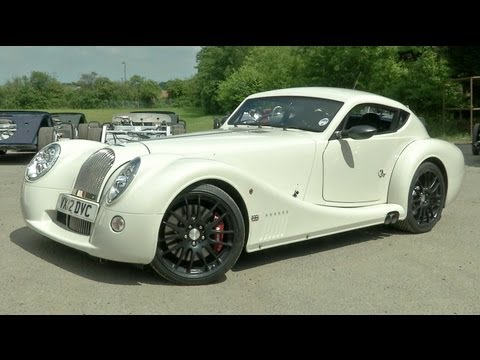 Morgan Motor Company: UK Part 2 Of 4 - /LIVE AND LET DRIVE