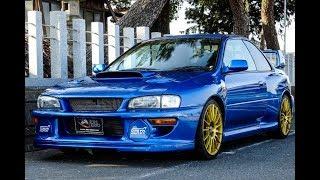 Subaru Impreza 22B STi for sale JDM EXPO (1675, s8150)