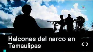 Denise Maerker 10 en punto - Inseguridad: Halcones del narco en Tamaulipas