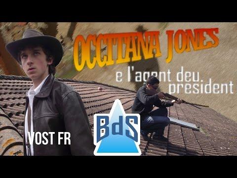 Occitana Jones et l'agent du président