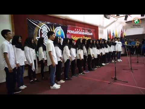 Educational Tours SMP Negeri 1 Padang 2017