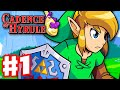 Cadence of Hyrule - Gameplay Walkthrough Part 1 - Crypt of the Necrodancer Feat the Legend of Zelda!