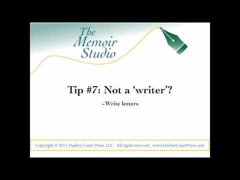 Видео What is a memoir essay