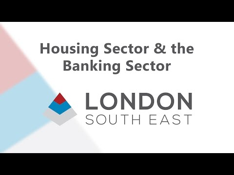 London South East: The correlation of UK Housing Sector with Banking Stocks