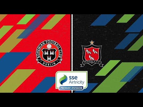 Premier Division GW13: Bohemians 5-1 Dundalk