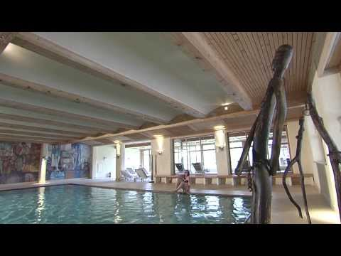 Wellness in the Sporthotel Panorama - Corvara in Badia - Dolomites