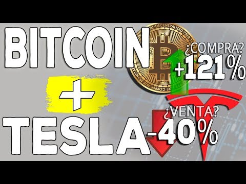 Jugada Maestra: ¿Comprar Bitcoin Y Vender Tesla? - ¿Qué Sucede Con Estos Activos?