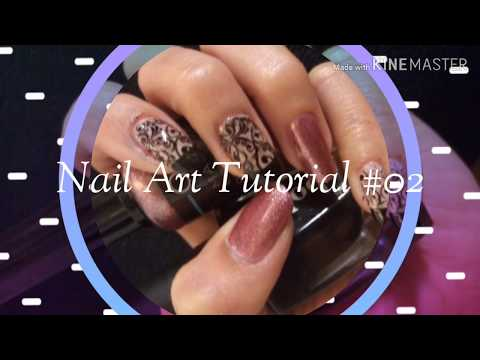 Nail Art Tutorial 02