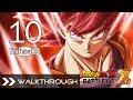 Dragon Ball Z Battle of Z Walkthrough Gameplay Part 10 Android Cell Saga 17 and 18 English