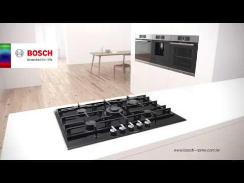 【KW廚房世界】 高雄 BOSCH 博世 PPW916B2TT 6系列  三口 瓦斯爐 實體店面 可刷卡