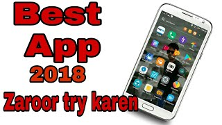 Best Android app 2018