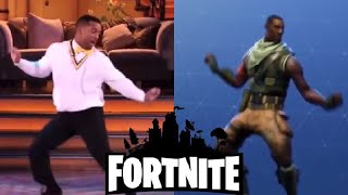 FORTNITE - Dance in Movies and Real Life!
