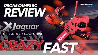 Flypro XJaguar - CRAZY FAST Racer Quad - REVIEW
